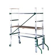 Trabattello Eurofirst in alluminio per lavori fino a 2.9 m