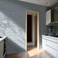 Mosaico Nuvola grigio H 32.7 x L 32.7 cm grigio