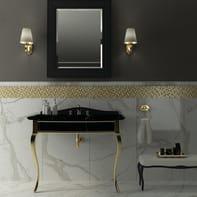 Mosaico Oro Crystal H 30 x L 30 cm oro