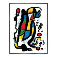Stampa incorniciata Milano 60.7x80.7 cm