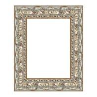 Cornice Kira argento per foto da 13x18 cm
