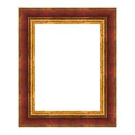 Cornice Ada rosso per foto da 18x24 cm