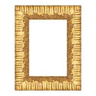 Cornice Dalia oro per foto da 10x15 cm