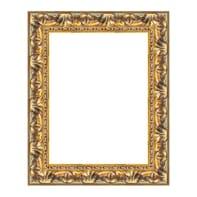 Cornice Kira oro per foto da 18x24 cm