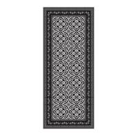 Tappeto Hollis Firenze , grigio chiaro, 50x280 cm