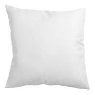 Cuscino Lucia bianco e argento 40x40 cm