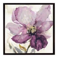 Stampa incorniciata Floral Wash I 89.7x89.7 cm