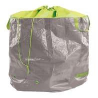 Sacchi spazzatura H 30 cm 0 L beige - verde