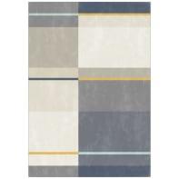 Tappeto Canvas Glen , grigio, 80x150 cm