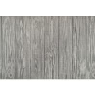Tappeto Floor legno , grigio, 50x230 cm