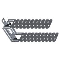 Supporto FASSA BORTOLO regolabile da 5 a 12 cm 120 x 50 mm