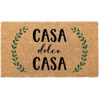 Zerbino Italo Casa dolce casa in cocco multicolor 40x70 cm