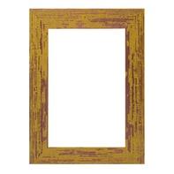 Cornice Amalfi giallo per foto da 15x20 cm