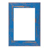 Cornice Amalfi azzurro per foto da 35x50 cm