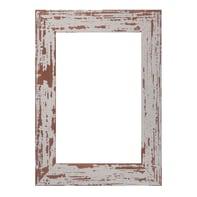 Cornice Amalfi bianco per foto da 24x30 cm