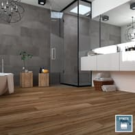 Pavimento laminato H2O Honey Sp 8 mm marrone