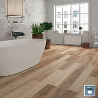 Pavimento laminato H2O Oak Sp 8 mm marrone
