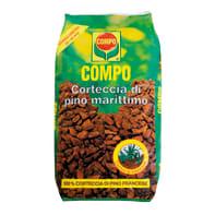 Corteccia COMPO COMPO Corteccia di Pino marittimo 60 Lt 60 L