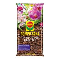 Terriccio COMPO COMPO SANA Terriccio Orchidee 5 Lt 5 L