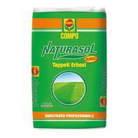 Terriccio COMPO NATURASOL Tappeti Erbosi 40 L
