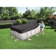 Copertura per piscina sicurezza BESTWAY in plastica 404 x 201 cm