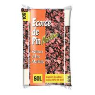 Pacciamatura organica e minerale VIGORPLANT di pino marittimo 60 L