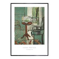 Stampa incorniciata The Wind, Matisse 50.7x70.7 cm