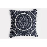 Cuscino Chameli blu 40x40 cm
