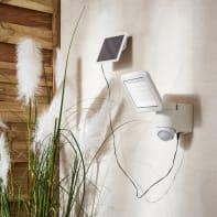 Proiettore solare Melo LED integrato bianco 5W 650LM IP54 INSPIRE