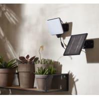 Proiettore solare Avon LED integrato bianco 25.0W 300LM IP44