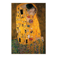 Poster Gustav Klimt The Kiss 61x91.5 cm