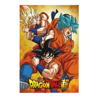Poster Dragon ball super Goku 61x91.5 cm