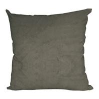 Cuscino Velluto Costine marrone 42x42 cm
