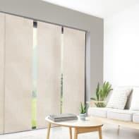 Pannello giapponese INSPIRE Shine Argento beige 60x300 cm