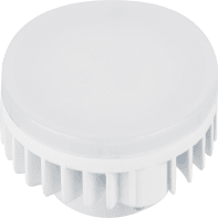 Lampadina LED, GX53, Specifico, Opaco, Luce naturale, 9W=720LM (equiv 55 W), 120°