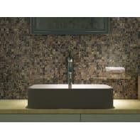 Mosaico H 30 x L 30 cm marrone