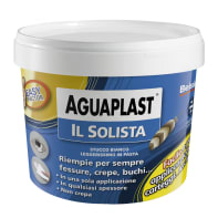 Stucco in pasta AGUAPLAST il Solista 800 ml bianco