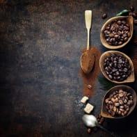 Lavagna Caffe nero 30x30 cm