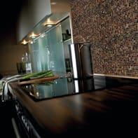 Mosaico H 30.5 x L 30.5 cm marrone/ocra
