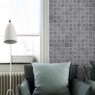 Mosaico Tivoli H 30 x L 30 cm grigio