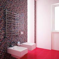 Mosaico H 31 x L 31 cm multicolor