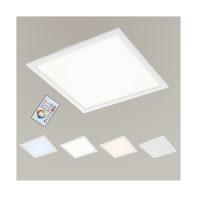 Plafoniera design Piatto LED integrato bianco45x