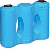 Serbatoio esterno jolly blu 2000 L