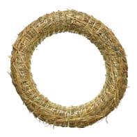 Corona di natale DECORIS marrone Ø 30 cm