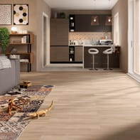 Piastrella Haya Living 20 x 120 cm sp. 9 mm PEI 4/5 marrone