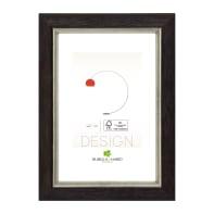 Cornice Medea nero per foto da 40x50 cm
