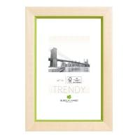 Cornice Carina verde per foto da 30x40 cm