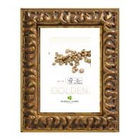 Cornice Clio oro per foto da 50x70 cm