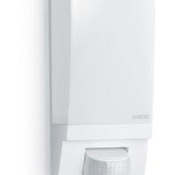 Applique L1 con sensore di movimento, bianco, E27 MAX60W IP44 STEINEL