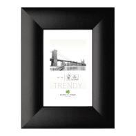 Cornice Diana nero per foto da 40x50 cm
